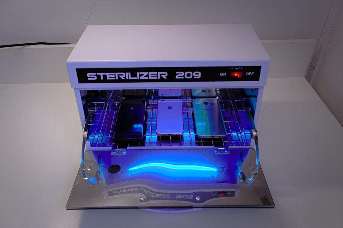 Sterilizator UV-C