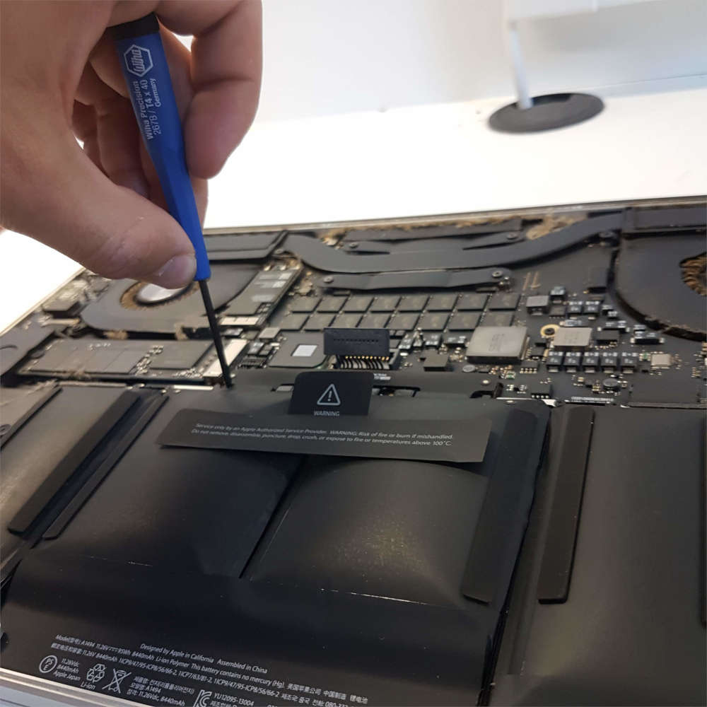 baterie macbook
