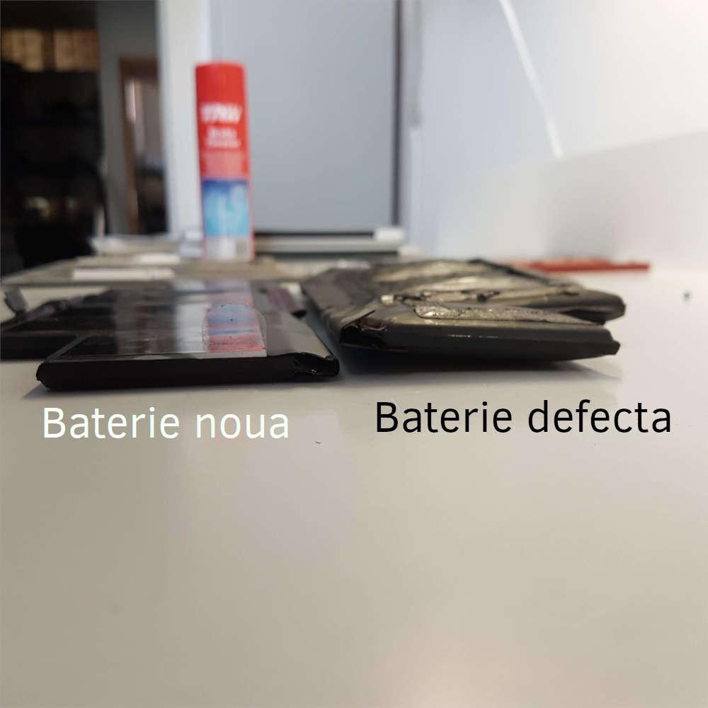 baterie macbook umflata