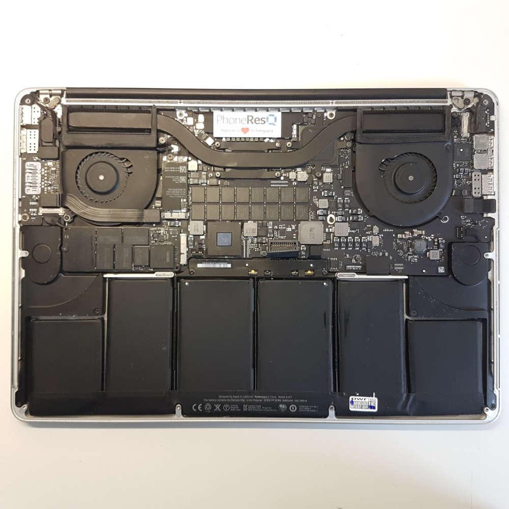 MacBook Pro murdar