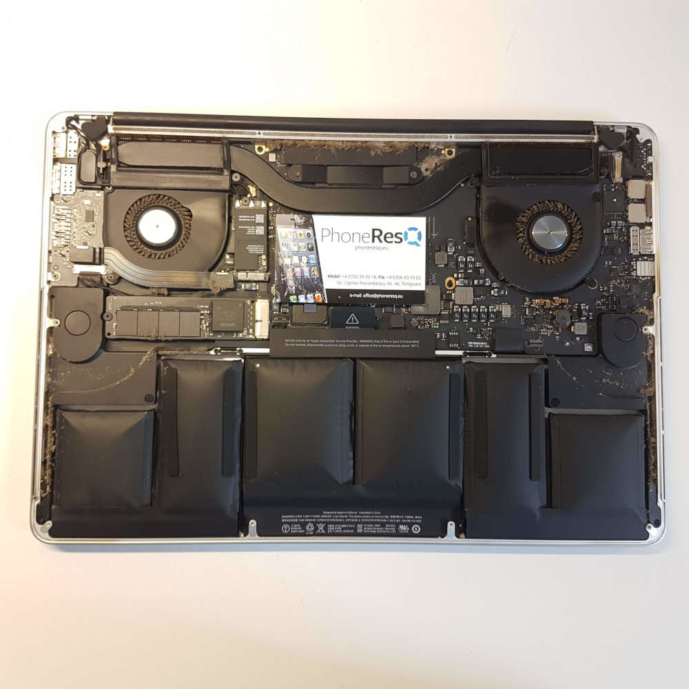 Mentenanta MacBook PRO